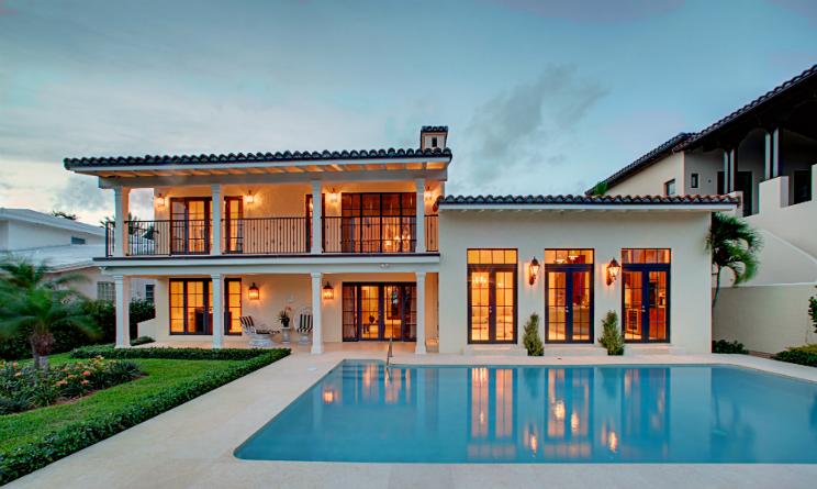 Ville da sogno gli ambienti ideali della casa per for Case da sogno interni moderni
