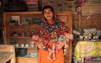 Speciale spose bambine: Afroza madre bambina a 16 anni e le nevrosi che nessuno cura