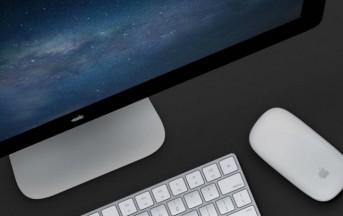 Accessori Apple Mac data uscita news: Apple Magic Keyboard, Apple Magic Mouse 2 e Apple Magic Trackpad 2