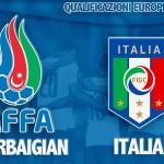 Azerbaijan Italia diretta live