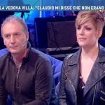 Domenica Live Caludio Villa Junior e Manuela Villa