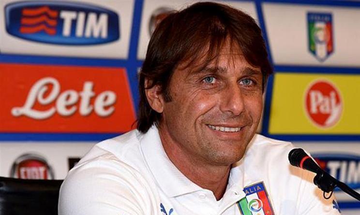 Antonio Conte Euro 2016