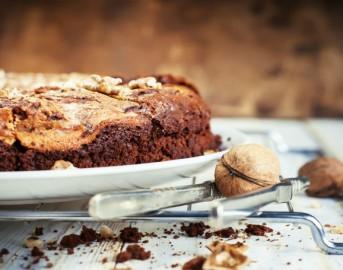 Ricette dolci Detto Fatto: la crostata di noci e massa di cacao di Domenico Spadafora