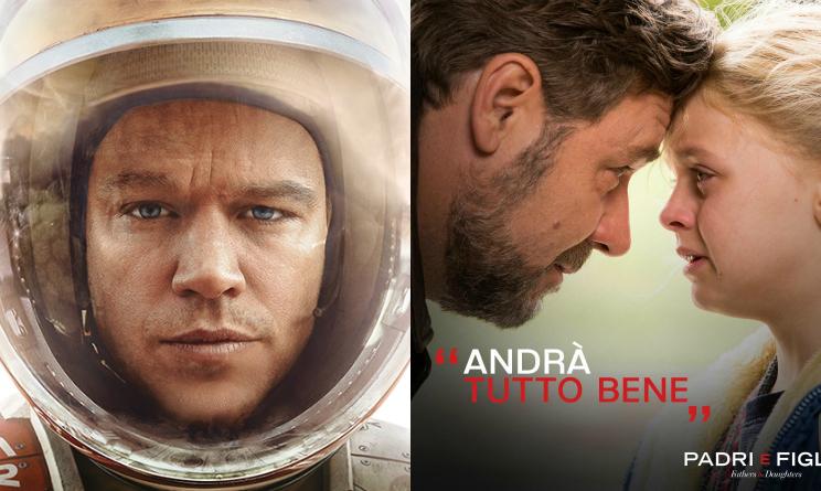 Film in uscita ottobre 2015, cosa vedere al cinema nel weekend