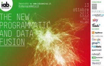IAB Seminar, 13 Ottobre: l'internet advertising sbarca al MICo di Milano