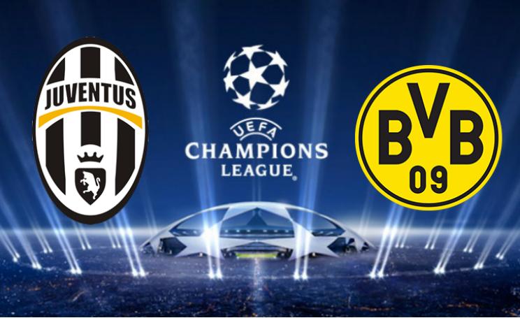 Juventus - Borussia Diretta Live