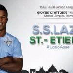 Lazio Saint Etienne