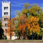 città italiane dove l'autunno è bellissimo