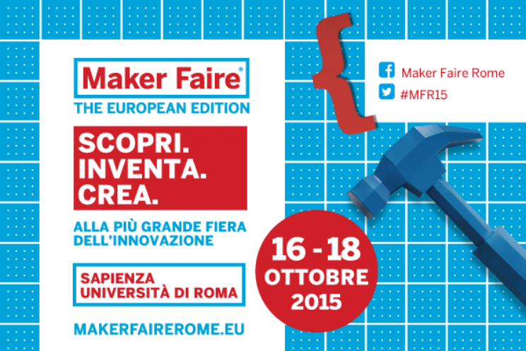 maker faire diretta live streaming