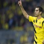 Mkhitaryan Paok-Borussia Europa League