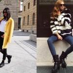 look da vip autunno 2015, chiara biasi outfit, chiara ferragni outfit
