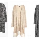 Tendenze moda autunno inverno 2015, il cardigan lungo