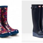 tendenze moda autunno 2015, tendenze moda ai 2016, tendenze moda scarpe autunno inverno 2015, stivali gomma pioggia, stivali gomma colorati