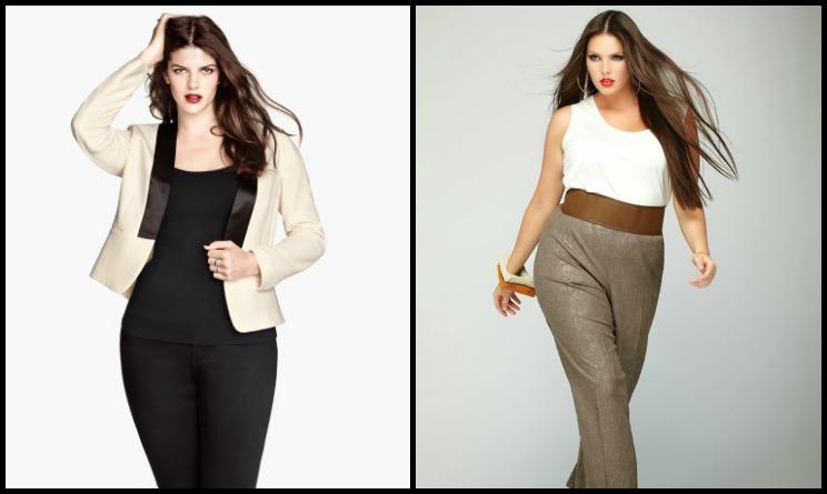 fc0e37055e12 Consigli per le ragazze curvy  come vestirsi alla moda e sembrare più  snelle - UrbanPost