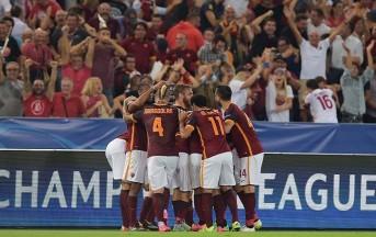Bayer Leverkusen Roma diretta live Champions League, risultato finale 4-4: i giallorossi buttano al vento la vittoria