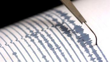 terremoto sicilia al largo di trapani