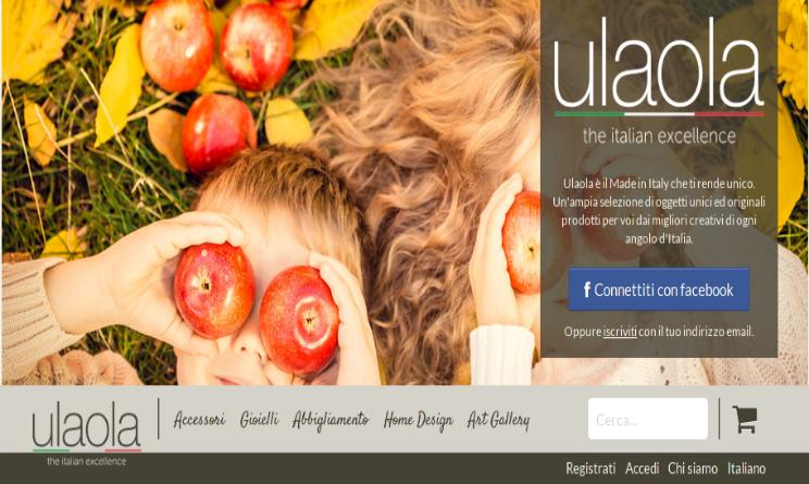 startup italia ulaola amazon made in italy