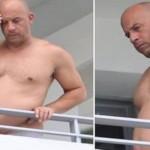 Vin Diesel irriconoscibile