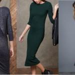 Tendenze moda autunno 2015, vestiti longuette, 3 modelli più belli, 3 vestiti più belli