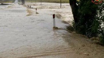livorno alluvione news dispersi