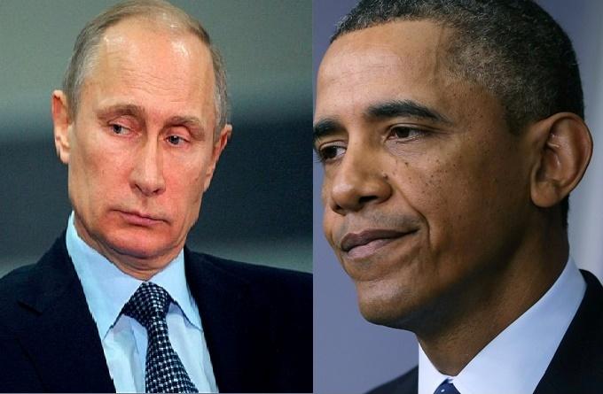obama e putin questione siriana