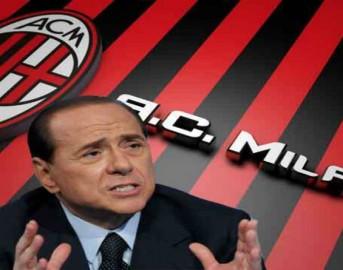 """Milan, Silvio Berlusconi: """"Domenica sera ho sofferto con Salvini"""""""