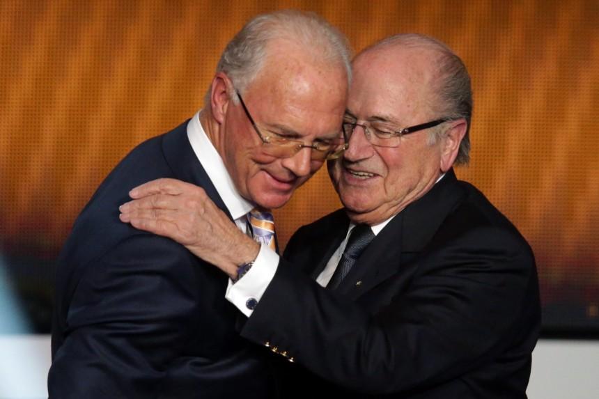 Germania pagò per organizzare i mondiali di calcio