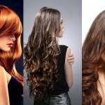 capelli lunghi autunno inverno 2015 2016: capelli lunghi acconciature con frangia