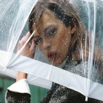 come pettinarsi quando piove, come pettinarsi con la pioggia, tendenze capelli 2015,