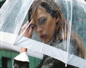 Come pettinarsi quando piove: capelli perfetti per l'autunno-inverno 2015