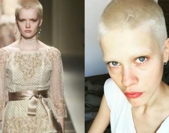 Capelli corti 2015 tendenze, la rasatura è sempre più donna