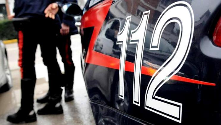 spara carabiniere suicidio