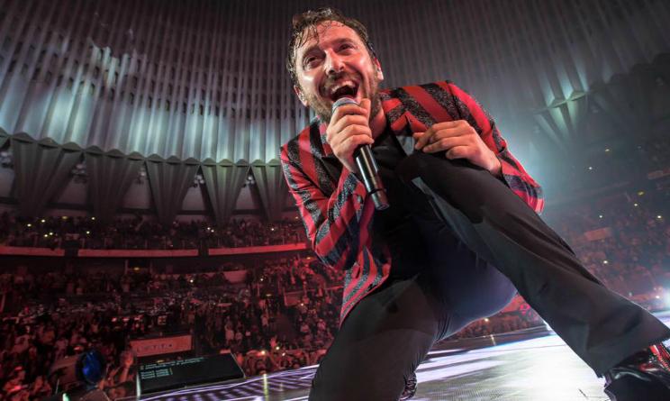 Cesare Cremonini Più Che Logico Tour 2015, roma