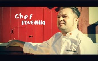 La prova del cuoco, chef David Povedilla: intervista esclusiva