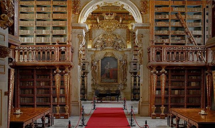Le 7 biblioteche più belle d'Europa: la classifica di Urban Viaggi