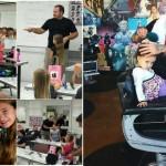 Come pettinare i capelli delle bambine, papà single capelli bambine