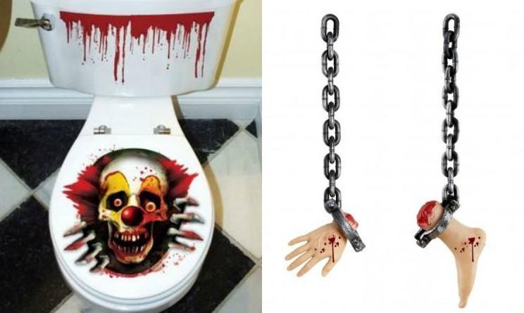Decorazioni di Halloween, decorazioni casa, decorazioni spaventose