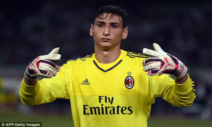 gianluigi donnarumma Calciomercato Real Madrid