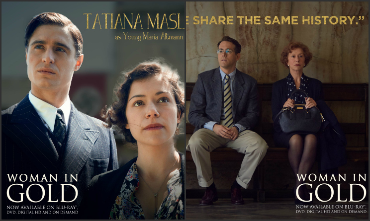 Film in uscita al cinema ottobre 2015, Woman in Gold trama e trailer