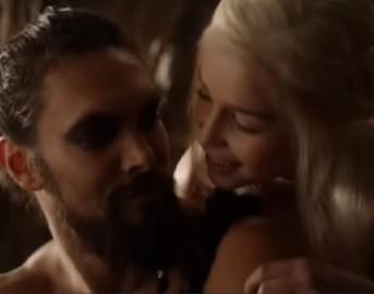 Game Of Thrones 6: Daenerys e Khal Drogo si incontrano