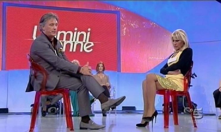 Uomini e Donne trono over anticipazioni Giorgio e Gemma