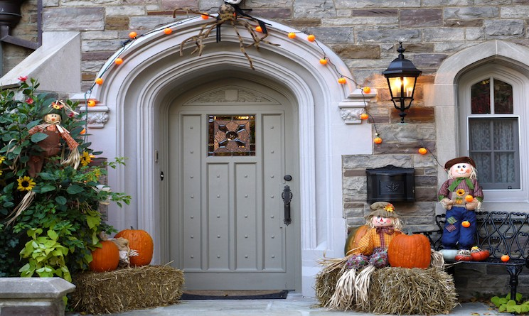 halloween 2015: decorazioni per la casa fai da te - urbanpost - Decorazioni Per Finestre Halloween