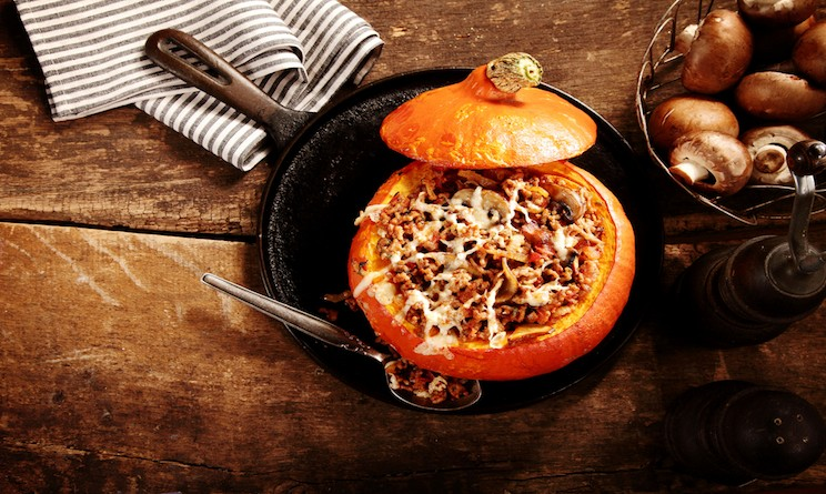 Halloween 2015 cena men a base di zucca e carne urbanpost for Cucinare x cena