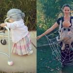 Halloween 2015 costumi, Halloween idee originali per mamme e bambini , foto