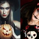halloween 2015, halloween makeup, halloween trucco