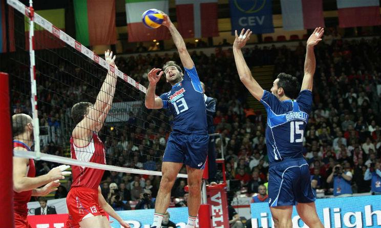 italia croazie europei volley maschile 2015