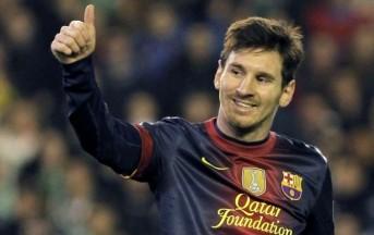 Messi Manchester City, arriva la maxi offerta al Barcellona: 100 milioni di sterline