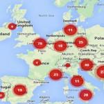 censura in europa Italia seconda solo alla Turchia