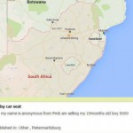 sudafrica, mamma vende figlio