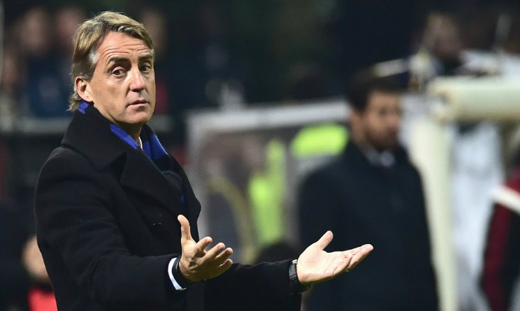 Mancini addio Inter